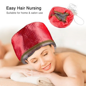 Electric Hair Cap for Deep Conditioning steamer Hair spa