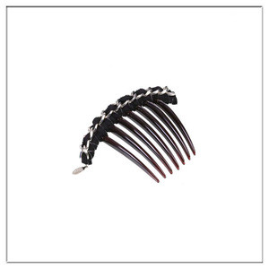 Fashion wooden hair comb