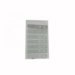 Free samples low price adhesive Accept laser cutting Custom Pet/Polycarbonate/PMMA Faceplates/Front Panels Graphic Overlays