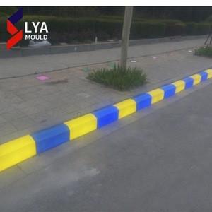 Good price led light parking plastic paving kerbstone road side curb kerb stone