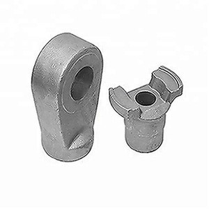 High quality cast iron metal casting products car engine mount