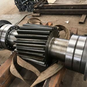 High Quality Gear Ball Mill Pinion Gears and Rotary Liln Pinion Gear