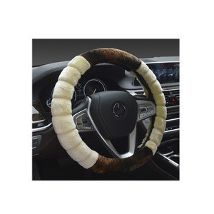 Hot 2018 Car Steering Wheel Cover 16 Inch Silicone Steering Wheel Protective Covers