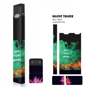 Juul Skin Wraps Customized Electronic Cigarette Paper Cover Vape Pen Decal Skin Stickers