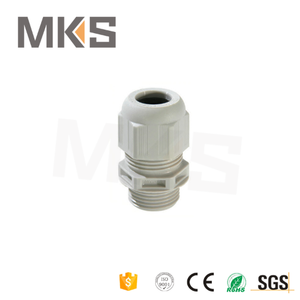 Long thread cable gland hummel spring cable gland