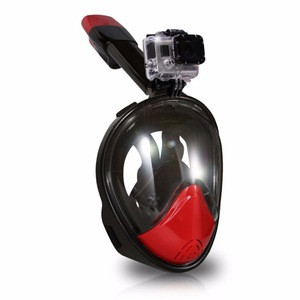 Nice quality full face mask for snorkeling