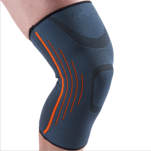 Nylon Knee Brace Support Protector Pad For Running and Basketball