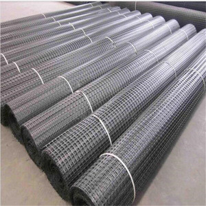 Plastic paver grid reinforced plastic geogrid/PP Biaxial Plastic Geogrid