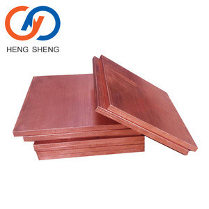 Pure copper plate sheet for transformers and winding from China