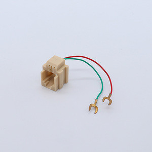 RJ12 Telephone 6 Wire to 2.54 Dupont Cord