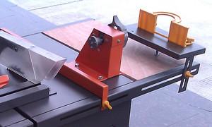 Sliding table saw TSM001 R15 scroll saw table saw