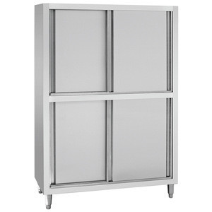 Stainless Steel Commercial Kitchen Cabinet With Drawers Tradewheel