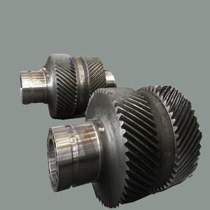Standard hollow spline shaft and flexible drive shaft
