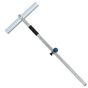 T shape G2 professional model 60-210cm Length High thickness Aluminum cutter glass machine  speed cutter