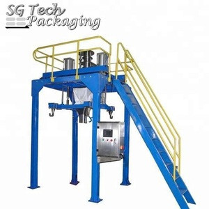 Ton Bag Bagging Packaging Machine System