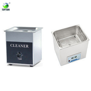 Ultrasonic Cleaner Model TCP-10M For Jewelry Polish Watches Glasses