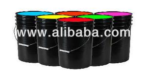 UV Body Paint in Bulk 5 Gallon Pails