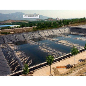 Uv stabilized shrimp farming pond lining protection rpe pool liners reinforced polyethylene geomembrane