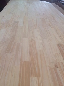 Vietnam Supplier Pine Joint Finger Plywood For Competitive Price Customized size