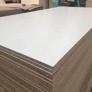 Worldwide Hot Sale White Melamine Particle Board/Chipboard