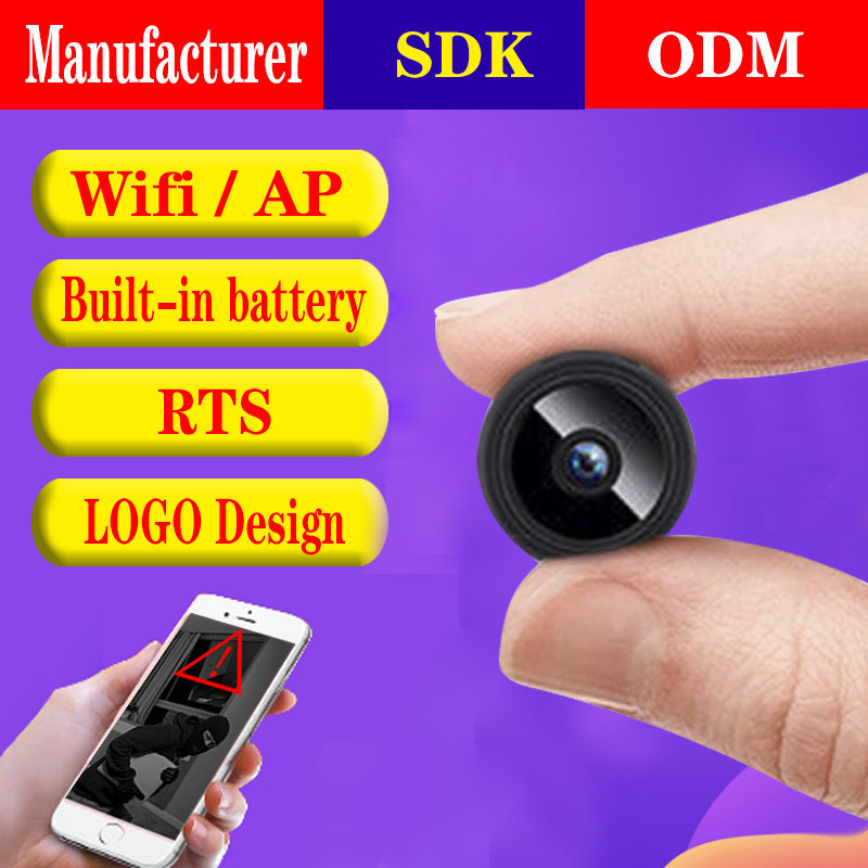 Zgwang Smart Security Devices Factory 1080p Watch Hiden Spy Micro Sexi Video Used Web Batteries Mini Wifi Camera