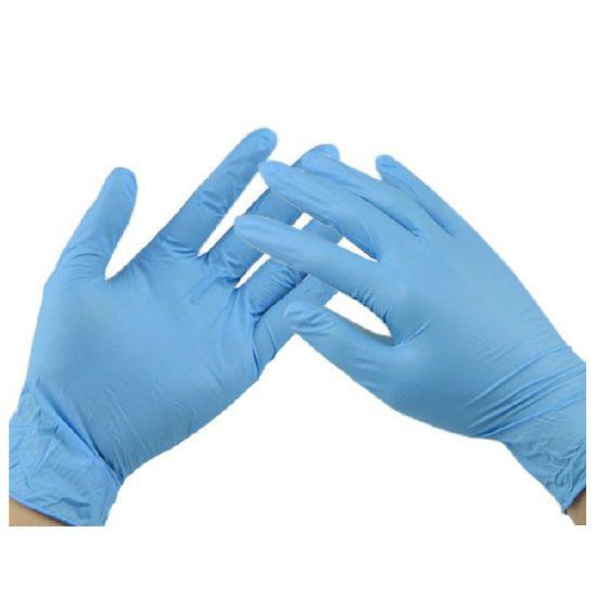 EN 455 Nitrile Gloves Powder Free