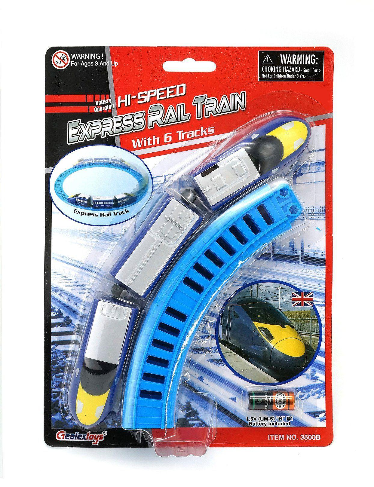 Hi Speed Express Rail Train (London)
