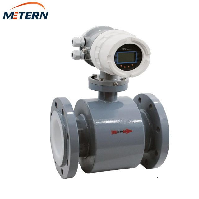 High Quality Factory Pulsed DC Electromagnetic Flow Meter Price