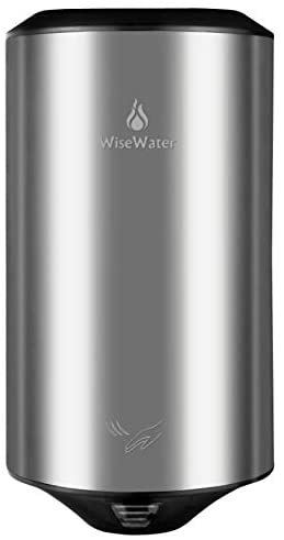 Wisewater High Speed Hand Dryer Stainless Steel Carbon Brush