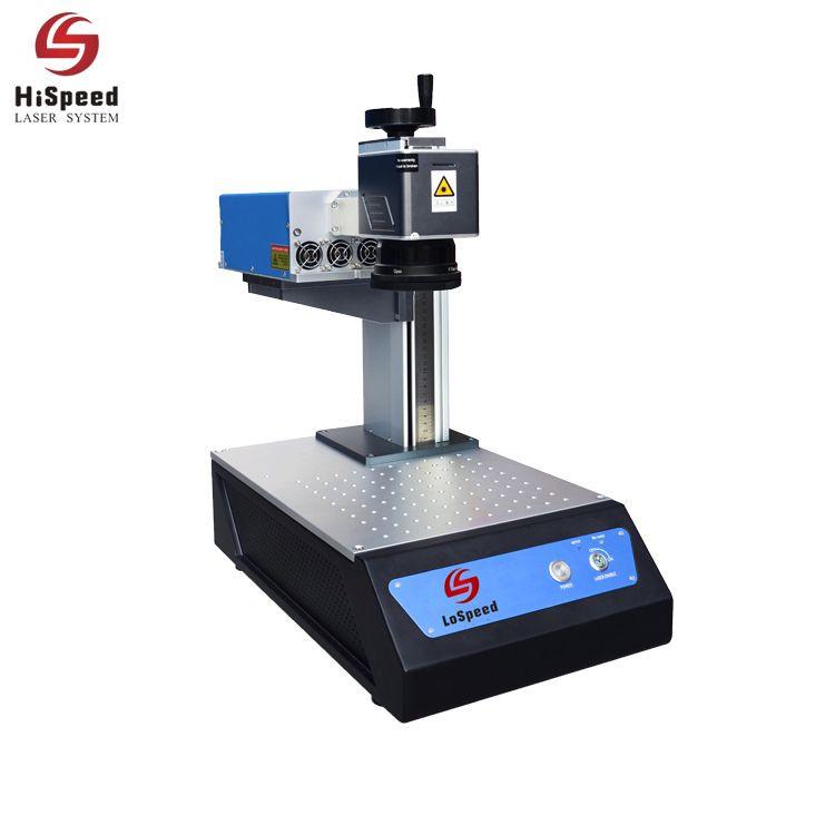 Mini Portable 1.5 Watt UV Laser Marking Machine