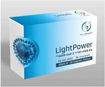 Light Power iVASARS-CoV-2 1stRTrPCR Anti Covid Test Kit