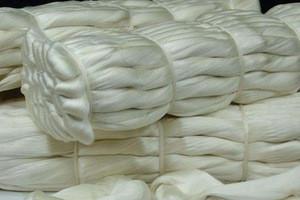 100% mulberry silk yarn 20/22d  spun silk yarn ,silk filament