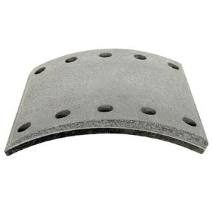 100% NON ASBESTO BRKAE PAD, BRAKE SHOE, AUTO BRAKE LINING FOR TRUCK COMMERCIAL VEHICLE MANUFACTURING