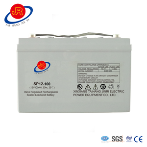 12v 100Ah charging power valve-controlled lead-acid battery