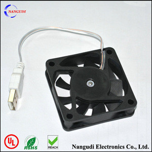 2 wires 5V USB power cable connector computer case cooling fan