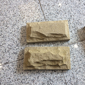 Beige Sand Stone Mushroom Beige Sandstone Rock For Walls