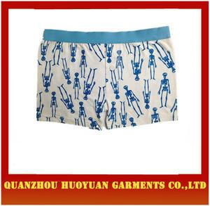 Boy underwear models wholesale price childrens underwear boxer short