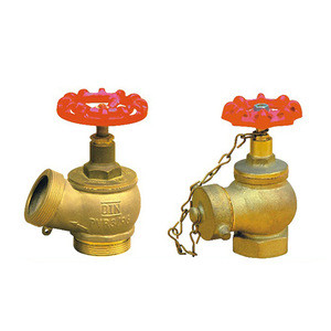 BS5154 USA Pin Type Fire Hydrant