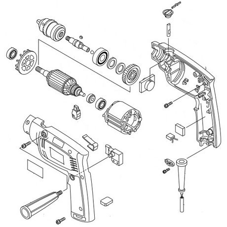 Customized Tool Industry Spare Part