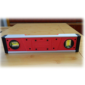 Durable using low price level measuring instruments Spirit level three-bubble level