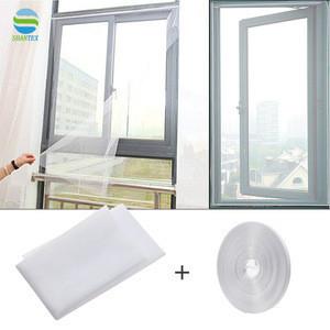 Easy Install Window Mosquito Net Window Hook and Loop for Window