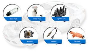 Engine spare parts fuel injection pump 0580453477 gasoline pump for japanese car models