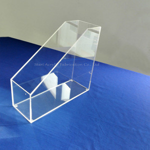 Exquisite Clear Acrylic Desk Organizer