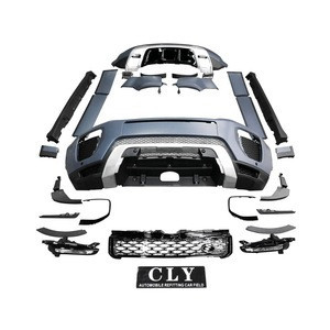 For land rover evoque Standard change to luxury body kit bumper parts