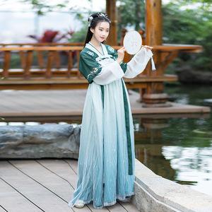 High performance customized authentic Chinese style dress costume modern hanfu  OEM/ODM
