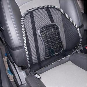 High quality car seat mesh back lumbar support / Car Seat Pad Massage Cushion