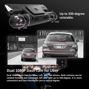 Hot sale 360 degree dvr car black box for universal car