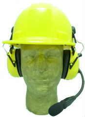 Industrial Ear Muff with Noise reduction
