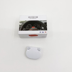 JS004 LOW MOQ Promotional Cat shape USB Steering Wheel Alignment Tool with Indicator Light and custom logo