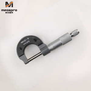 [MEASPRO] High Quality Outside Micrometers 0-25MMx0.01